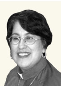Obispa Margarita Martinez Rodríguez