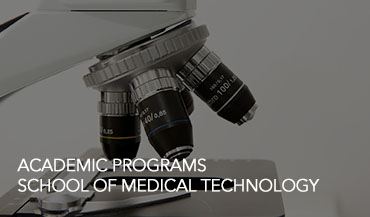 Academic Programs – Medical Technology